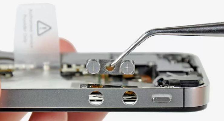 Ремонт iPhone 4/4S