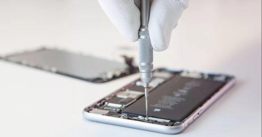 Ремонт iPhone 6 в городе видное