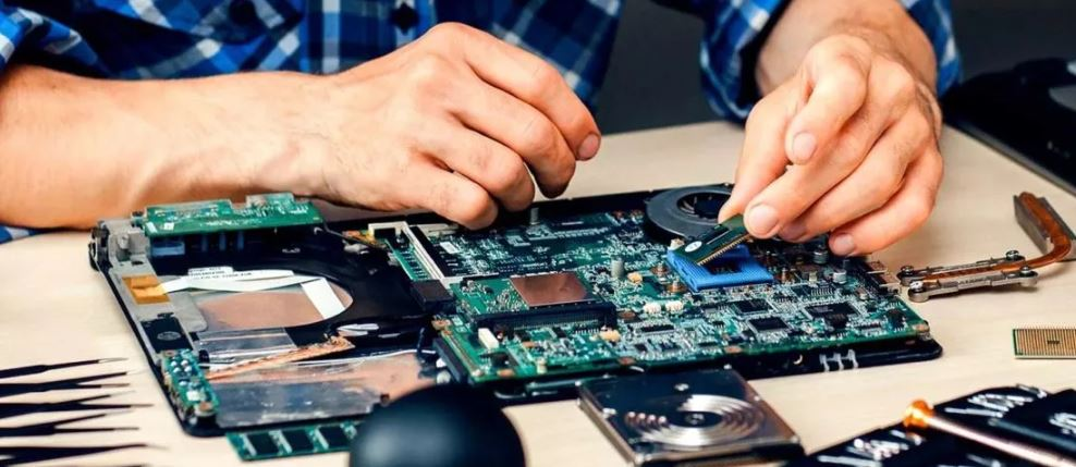 ремонт ноутбуков в городе видное